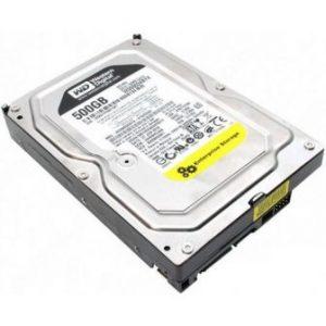 WESTERN DIGITAL WD 500GB SATA3 HDD LFF 3_5