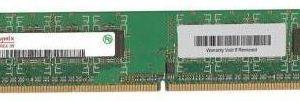 Hynix 1GB 6400E 800MHz DDR2 ECC Single Side