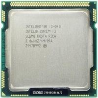 Intel Core i3-540 3.06GHZ/4M/09A
