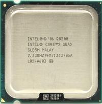 Intel Core2 Quad Q8200 2.33GHZ/4M/1333/05A