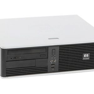 HP Compaq DC5700 SFF C2D E6300/4GB/320GB/DVD