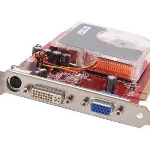 ASUS EAX1600PRO/TD 256 MB 128bit DDR2 PCIe Videókártya