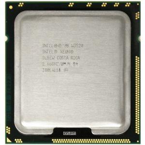 Intel Xeon W3520 2.66GHZ/8M/4.80 GT/s QPI