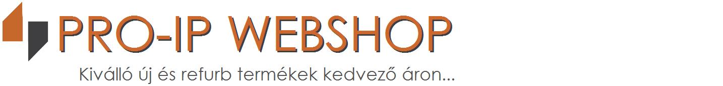 PRO-IP WEBSHOP